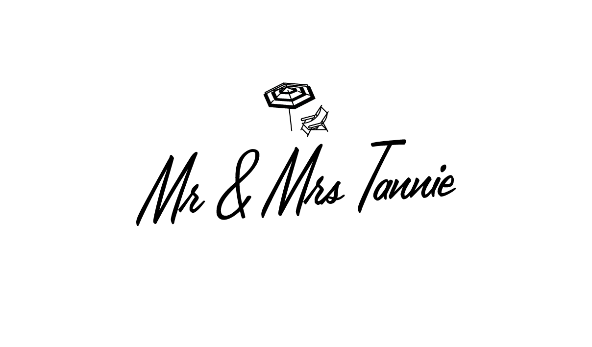 Mr & Mrs Tannie
