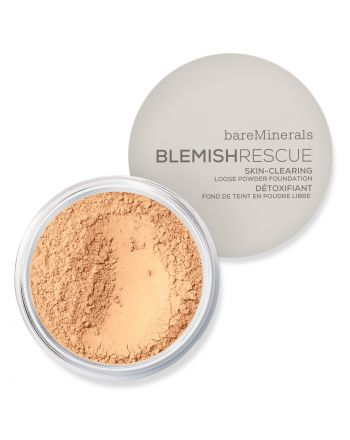 Blemish Rescue Skin-Clearing Loose Powder Foundation