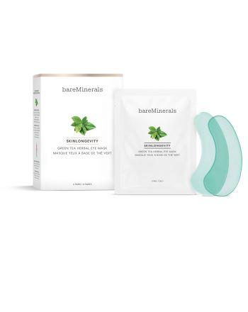 Skinlongevity Grean Tea Herbal Eye Mask