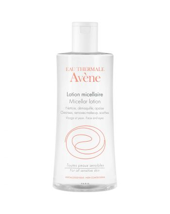 Avène Micellar Lotion Cleanser & make-up remover