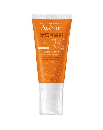 Avène Fragrance-free cream 50+
