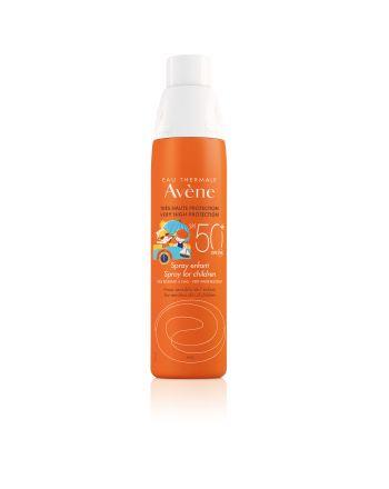 Avène Spray 50+ for children