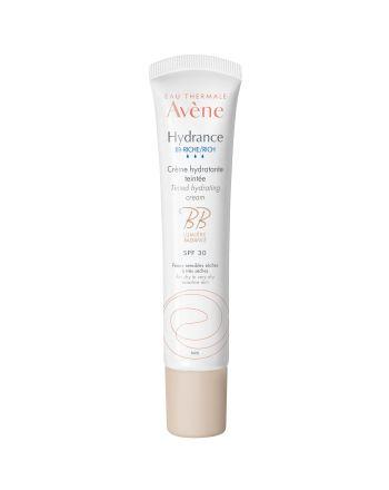 Avène Hydrance BB RICH Tinted Hydrating  Cream spf 30