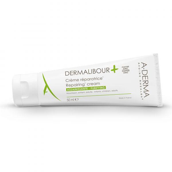 A-Derma Dermalibour + Repaire cream