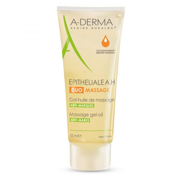 A-Derma Epitheliale AH DUO massage oil
