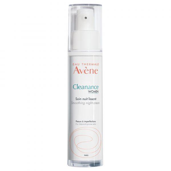 Cleanance Women Smoothing Night Cream